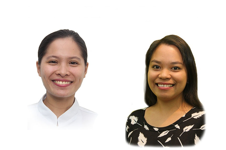 Filipino christian maids