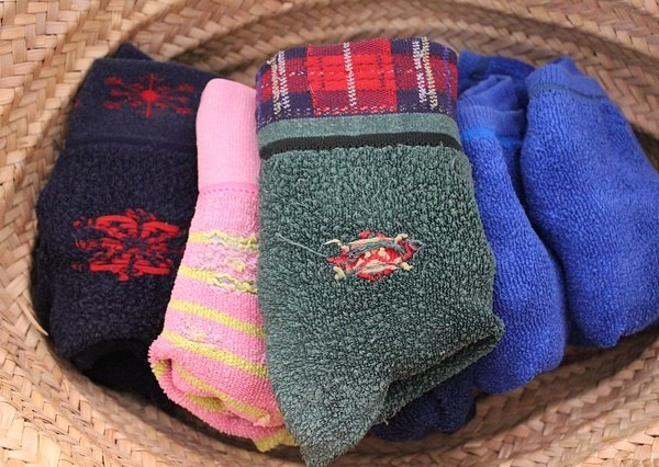 The Right Way To Fold The Socks