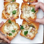 Cheesy Zucchini Sausage Cups