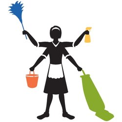 busy maid