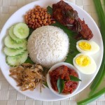 Nasi Lemak Recipe (Coconut Milk Rice)