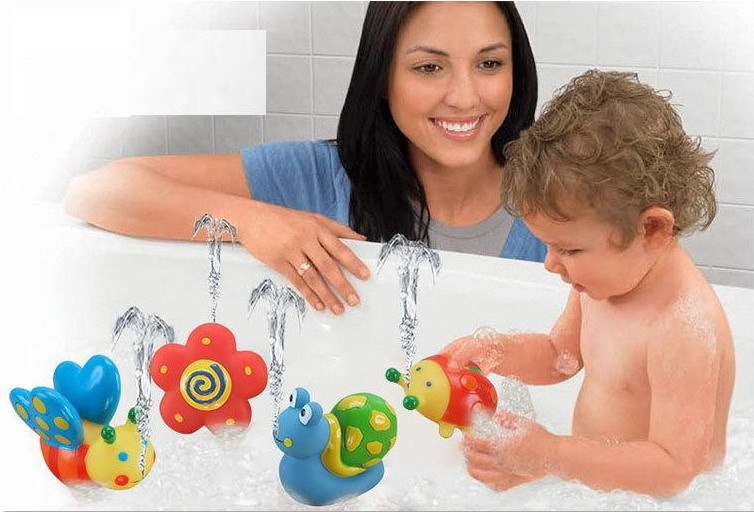 How to Make bathingFun for Toddlers