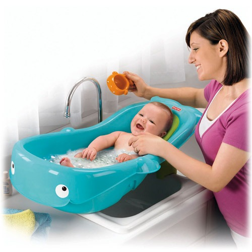 Live in Nanny Guide For Bathing Baby