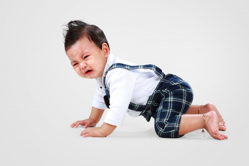 Live in Nanny:Clever Temper Tantrum tricks for Toddlers