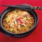 Claypot Rice D