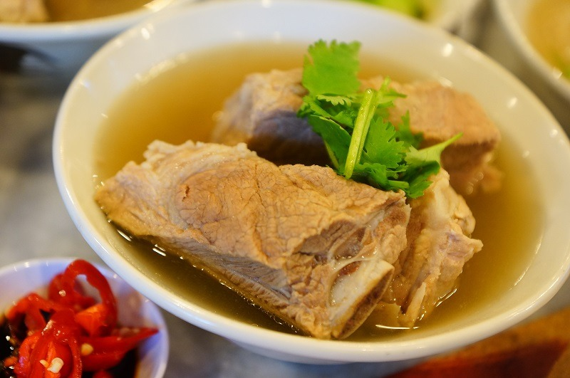 Singapore Peppery Bak Kut Teh