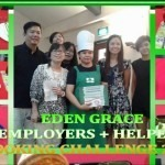EDEN GRACE COOKING CHALLENGE 2016