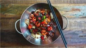 Hokkien Stir-Fried Rice Cakes