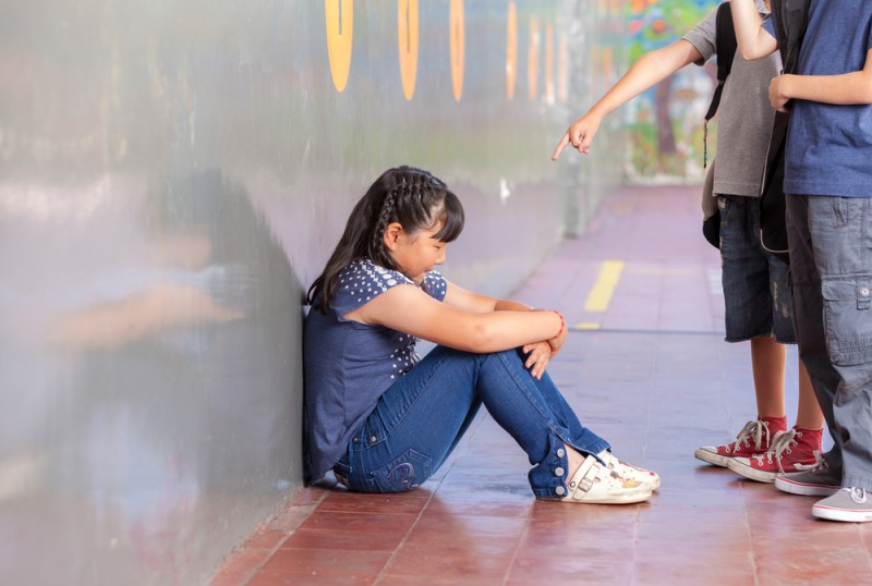 How to Help your Child Overcome Bullying
