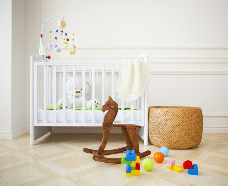 DOs and DON'Ts of Preparing a Nursery Room