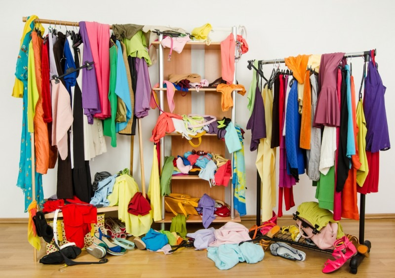Reorganizing a Closet in 5 Easy Steps
