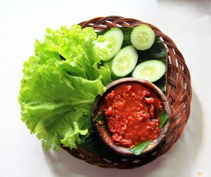 Best Sambal for Nasi Lemak