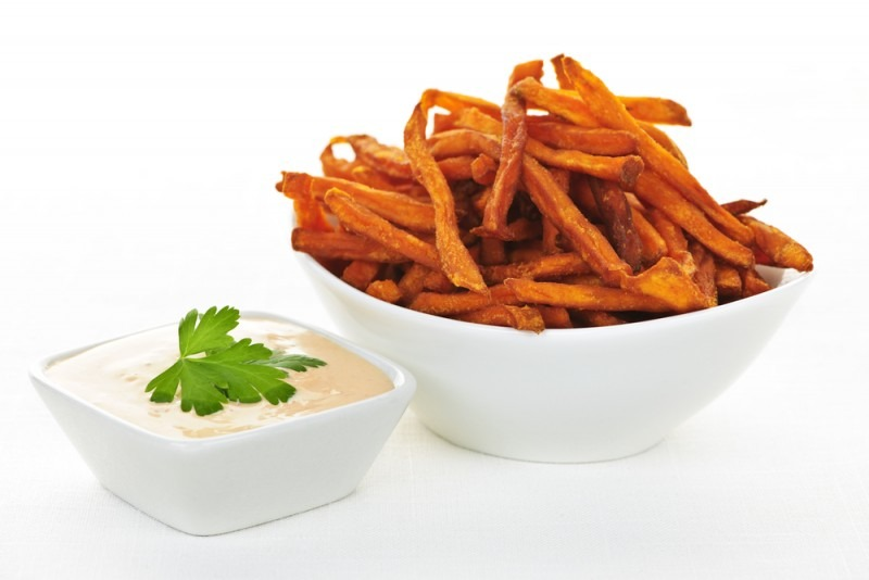 How to Make Crispy Curry Fries