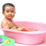 Squirts and Squeaks How We Should Clean our Baby's Bath Toys 1