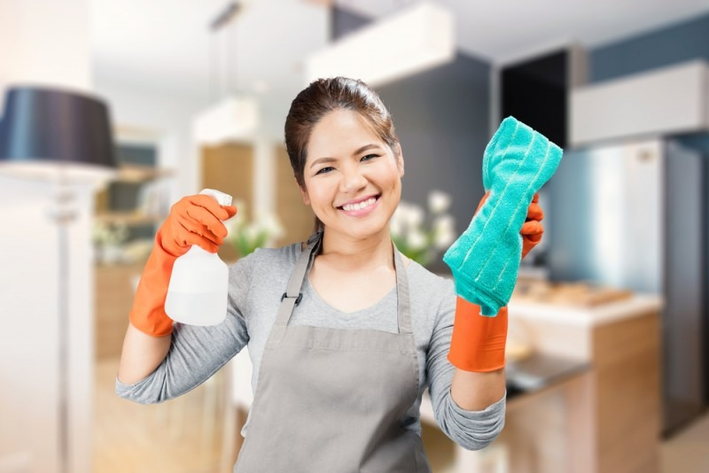 The Senior's House Cleaning Checklist Every Maid Must Have