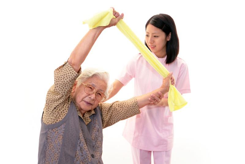 Live in Caregiver - Post-Stroke Exercises (Part 1 Upper Limb)
