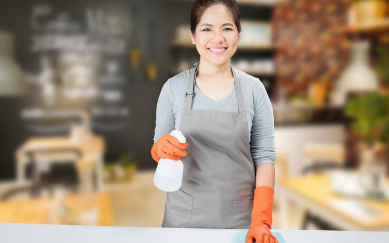 Personal Hygiene for Filipino maids and Indonesian maids