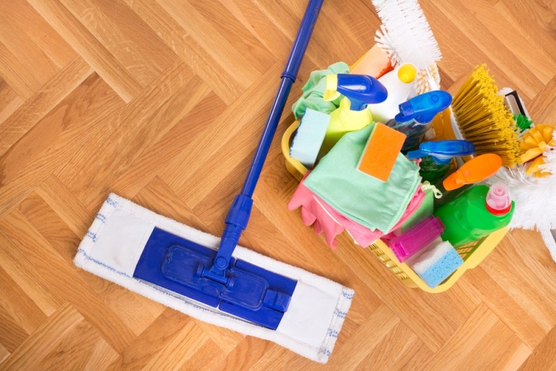 5 Household Chores that Could Not Wait