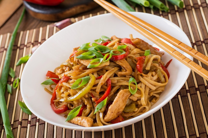 How to Make Chow Mein with Ken Hom