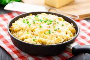 One-Pot 3-Cheese Mac & Cheese