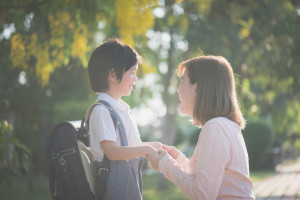 Helping Your Kindergartener with Separation Anxiety