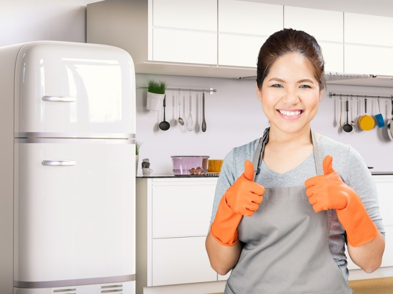 Some Unique Cleaning Tips the Live-in Maid Should Take Note