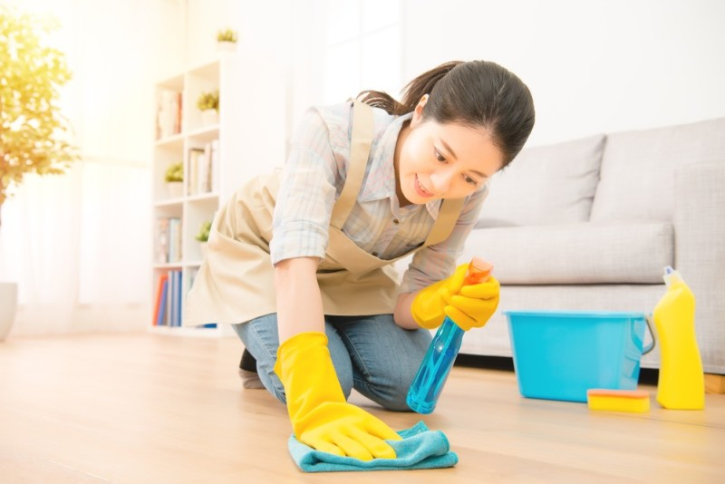 Ways the Live-in Maid Can Deodorize Your Home