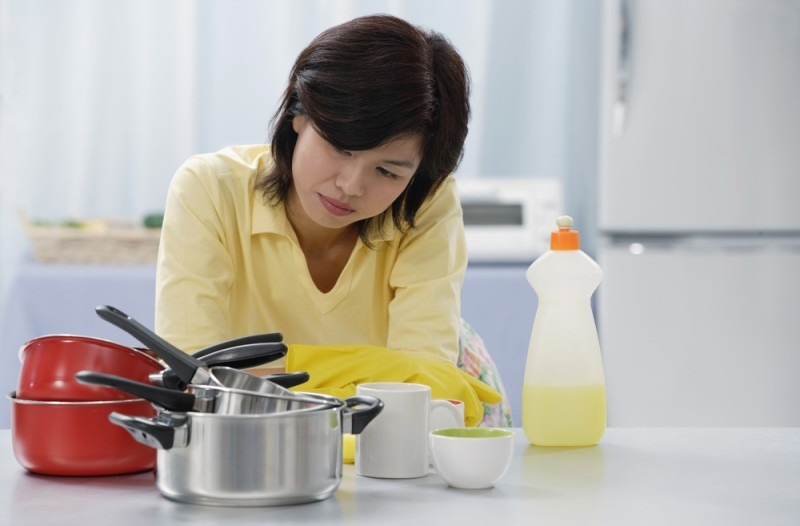 Good Kitchen Habits the Indonesian Maid / Filipino Maid Must Learn