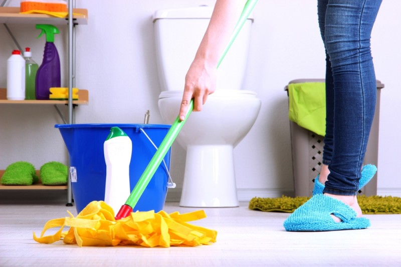 Filipino Maid Cleaning Tips This Summer