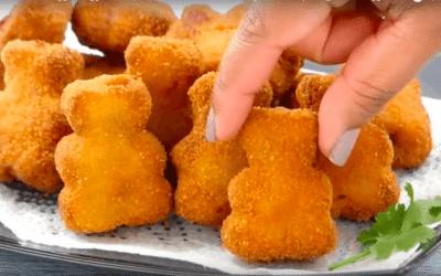Homemade Veggie Nuggets Recipe for Kids
