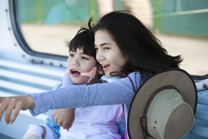 Tips for Working with a Special Needs Child