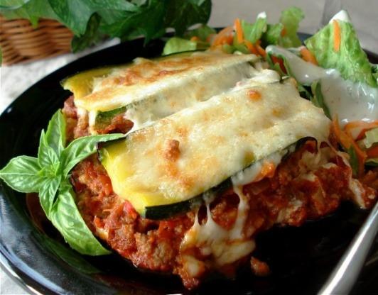 Zucchini-Lasagna - maid agency singapore