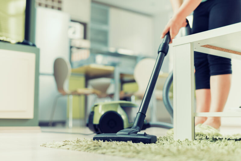 Maid in Singapore – Tips on How to Vacuum Carpets